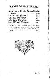 La science des personnes de cour, d'épée et de robe, commencée par M. de Chevigni, continuée par M. de Limiers, revue... par M. Pierre Massuet,...
