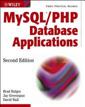 MySQL / PHP Database Applications: Edition 2