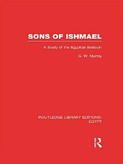 Sons of Ishmael  RLE Egypt  Book