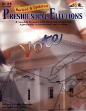 Presidential Elections (ENHANCED eBook): A Complete Resource with Historical Information, Reproducible Activities and Creative Ideas