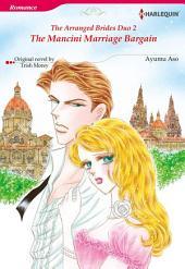 THE MANCINI MARRIAGE BARGAIN: Harlequin Comics
