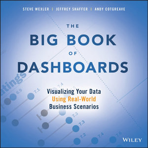 The Big Book of Dashboards Book