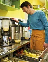 Balance für den Körper durch Frisches und Fruchtiges: ECHT Oberfranken - Ausgabe 38