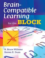 Brain Compatible Learning for the Block PDF