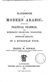 A handbook of modern Arabic