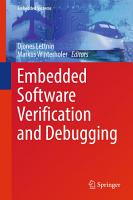 Embedded Software Verification and Debugging PDF