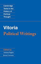 Vitoria: Political Writings