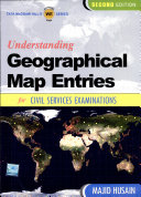 Understanding: Geographical: Map Entries: for Civil Services Examinations: Second Edition