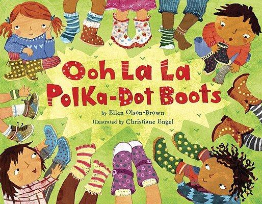 Download Ooh La La Polka Dot Boots Book