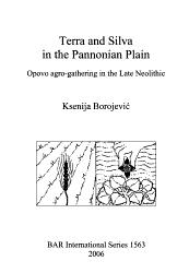 Terra And Silva In The Pannonian Plain Book PDF