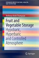 Fruit and Vegetable Storage PDF