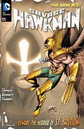 The Savage Hawkman (2012-) #11