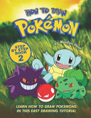How to Draw Pokemon Step by Step Book 2