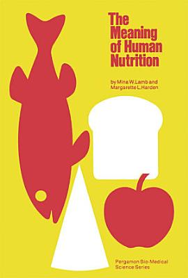 The Meaning of Human Nutrition