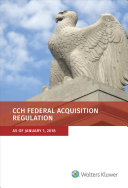 Federal Acquisition Regulation (Far): As of January 1, 2018