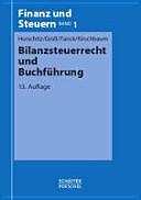 Bilanzsteuerrecht und Buchf  hrung PDF