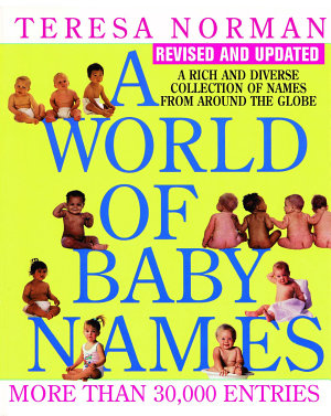 World of Baby Names  A  Revised  PDF