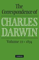 The Correspondence of Charles Darwin  PDF