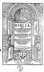 Biblia  dat is De gantsche heylighe Schriftuere PDF