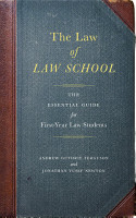 The Law of Law School PDF