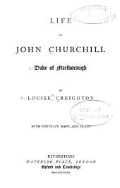 Life of John Churchill, Duke of Marlborough
