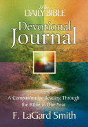 The Daily Bible Devotional Journal