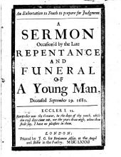 A Collection of Funeral Sermons