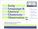 Early Language and Literacy Classroom Observation Tool  Pre K  ELLCO Pre K