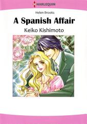 A Spanish Affair: Harlequin Comics