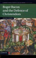 Roger Bacon and the Defence of Christendom PDF