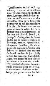 Lettres edifiantes et curieuses: ecrite des missions etrangères, Volume5