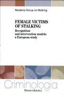 Female Victims of Stalking PDF