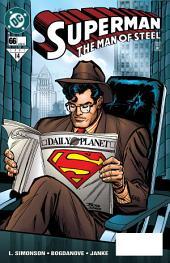 Superman: The Man of Steel (1991-) #66