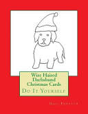 Wire Haired Dachshund Christmas Cards
