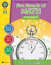 Five Strands of Math - Drills Big Book Gr. 3-5