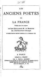 Hugues Capet: chanson de geste, publ. pour la 1ère fois d'après le ms unique de Paris