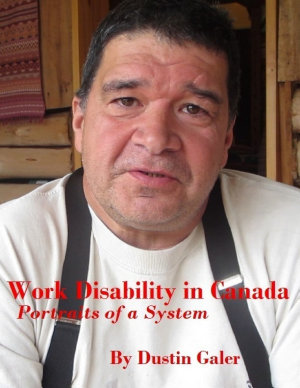 Work Disability In Canada  Portraits of a System
