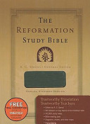 Reformation Study Bible ESV PDF