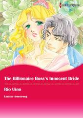 The Billionaire Boss's Innocent Bride: Harlequin Comics