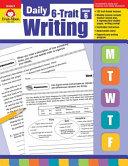 Daily 6 Trait Writing  Grade 6  PDF