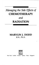 Managing the Side Effects of Chemotherapy and Radiation PDF