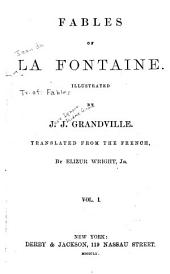 Fables of La Fontaine: Volume 1