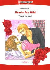Hearts Are Wild: Harlequin Comics