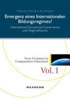 Emergenz eines internationalen Bildungsregimes  PDF