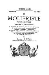 Le Moliériste: Volume8