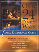 Our 24 Family Ways Book