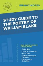 Study Guide to The Poetry of William Blake