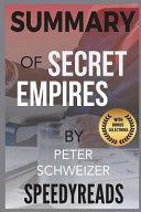 Summary of Secret Empires by Peter Schweizer