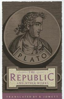 The Republic and Other Works Book