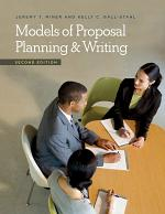 Models of Proposal Planning & amp;Writing, 2nd Edition